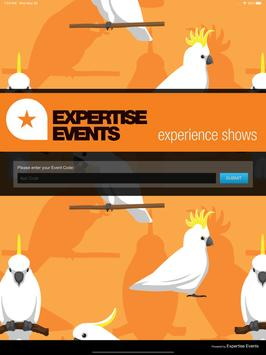 Expertise Events screenshot 4