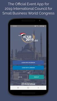 2019 ICSB World Congress poster