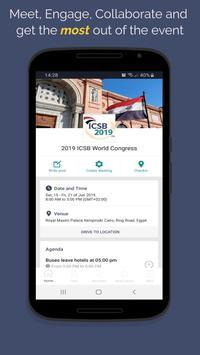 2019 ICSB World Congress screenshot 1