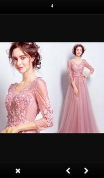 Evening dress fashion screenshot 6