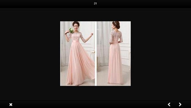 Evening dress fashion screenshot 8