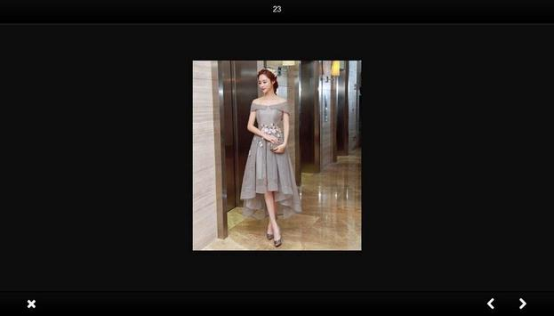 Evening dress fashion screenshot 9