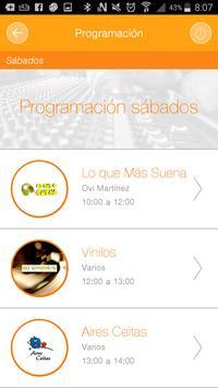 Radio Negreira screenshot 2