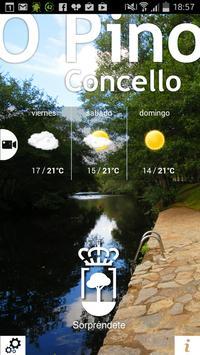Ayuntamiento de O Pino poster