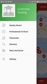 Lawrenceville Alumni Network screenshot 1