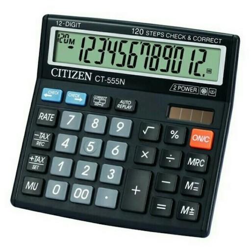 CITIZEN 計算器