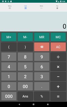 Calculatrice tout-en-un capture d'écran 5