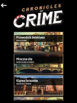 Kroniki zbrodni screenshot 6