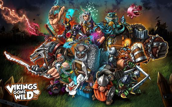 Vikings Gone Wild ảnh chụp màn hình 5