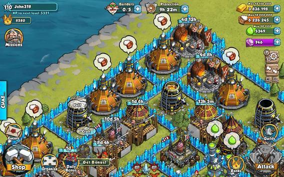 Vikings Gone Wild ảnh chụp màn hình 6
