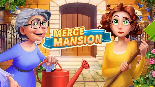 Merge Mansion captura de pantalla 6