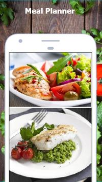 Meal Planner: healthy diets & easy tasty recipes screenshot 2