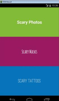 Scary Pictures poster