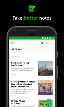 Evernote Affiche