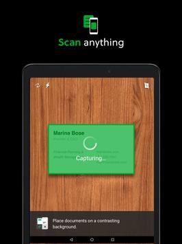 Evernote capture d'écran 10