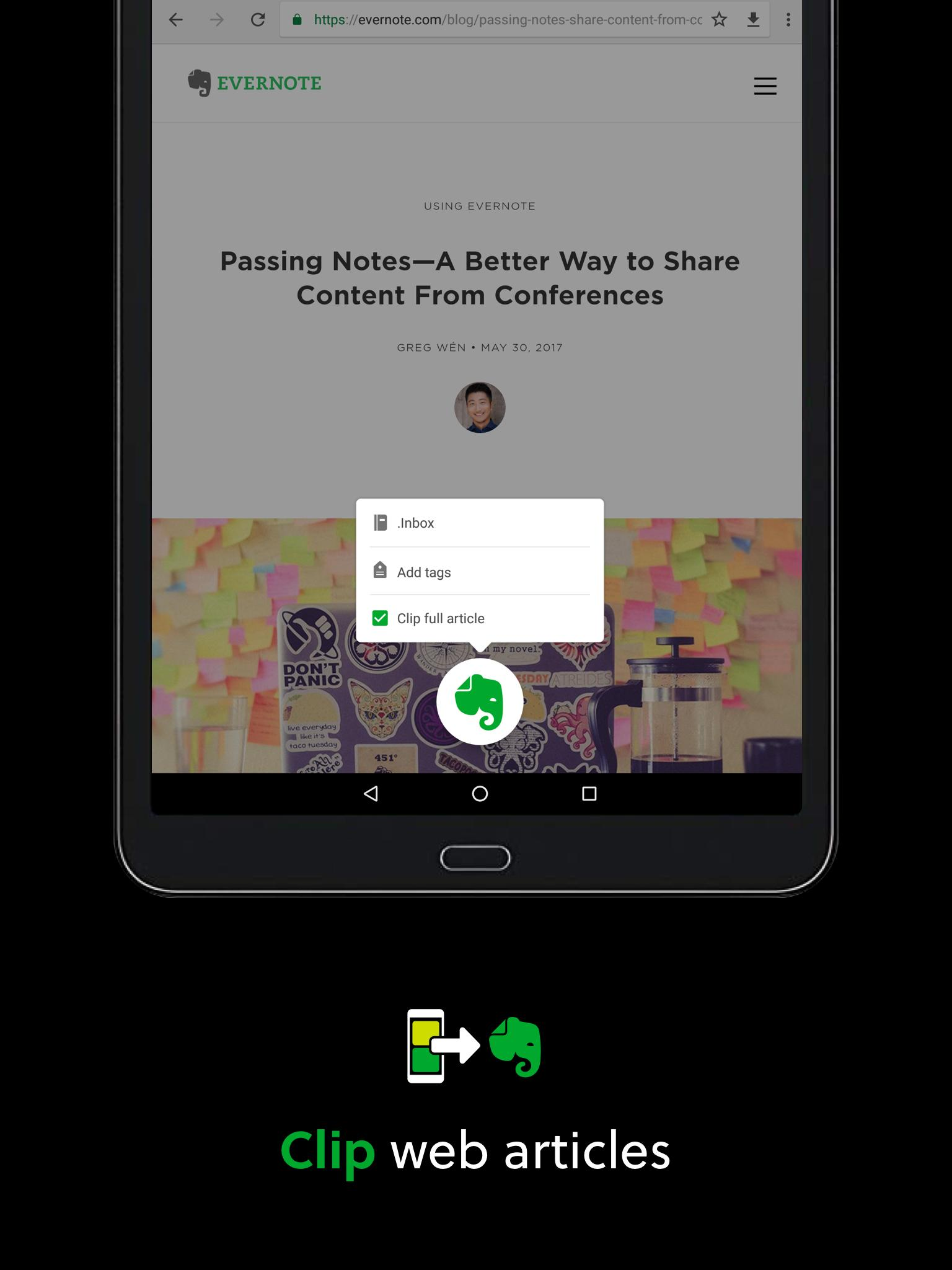 Evernote for Android - APK Download
