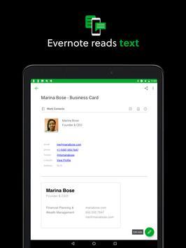 Evernote screenshot 12