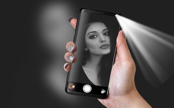 HD Flash Light Selfie Camera screenshot 2