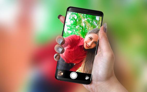 HD Flash Light Selfie Camera screenshot 3