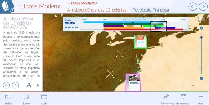 História mundial screenshot 1