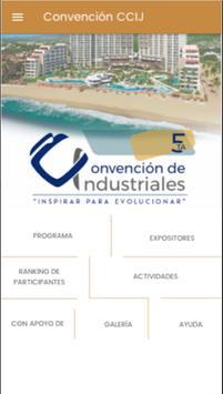 Convención CCIJ poster