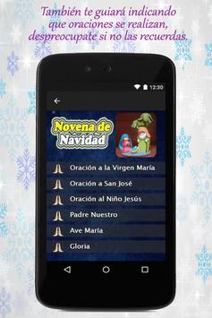 Novena de Navidad screenshot 2