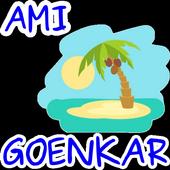 ikon Goan Stickers