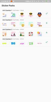 Goan Stickers screenshot 5