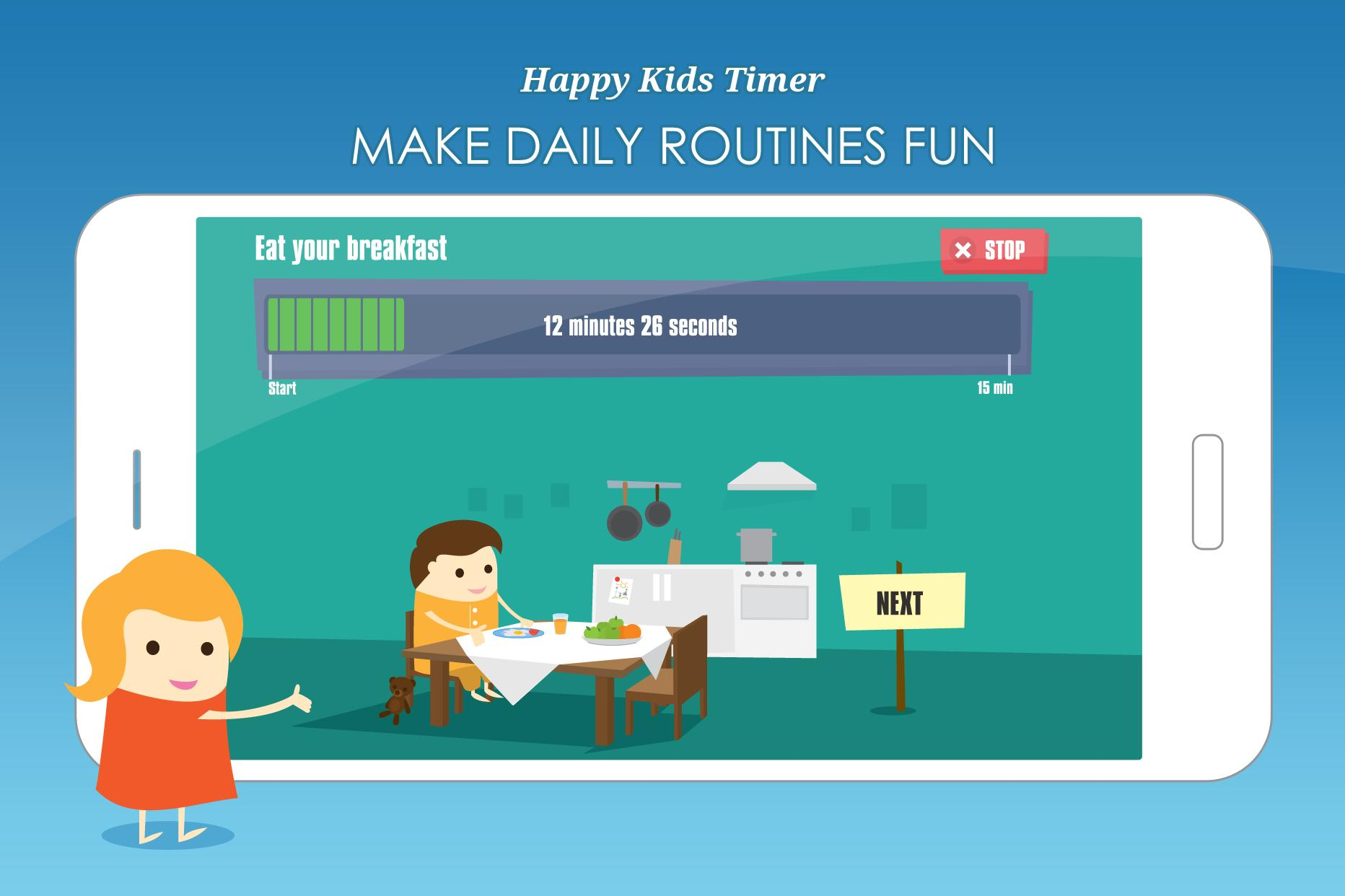 15 Minute Timer For Kids