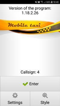 Mobile Taxi screenshot 1