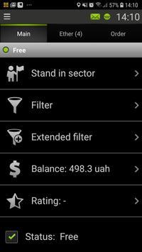 Mobile Taxi screenshot 2