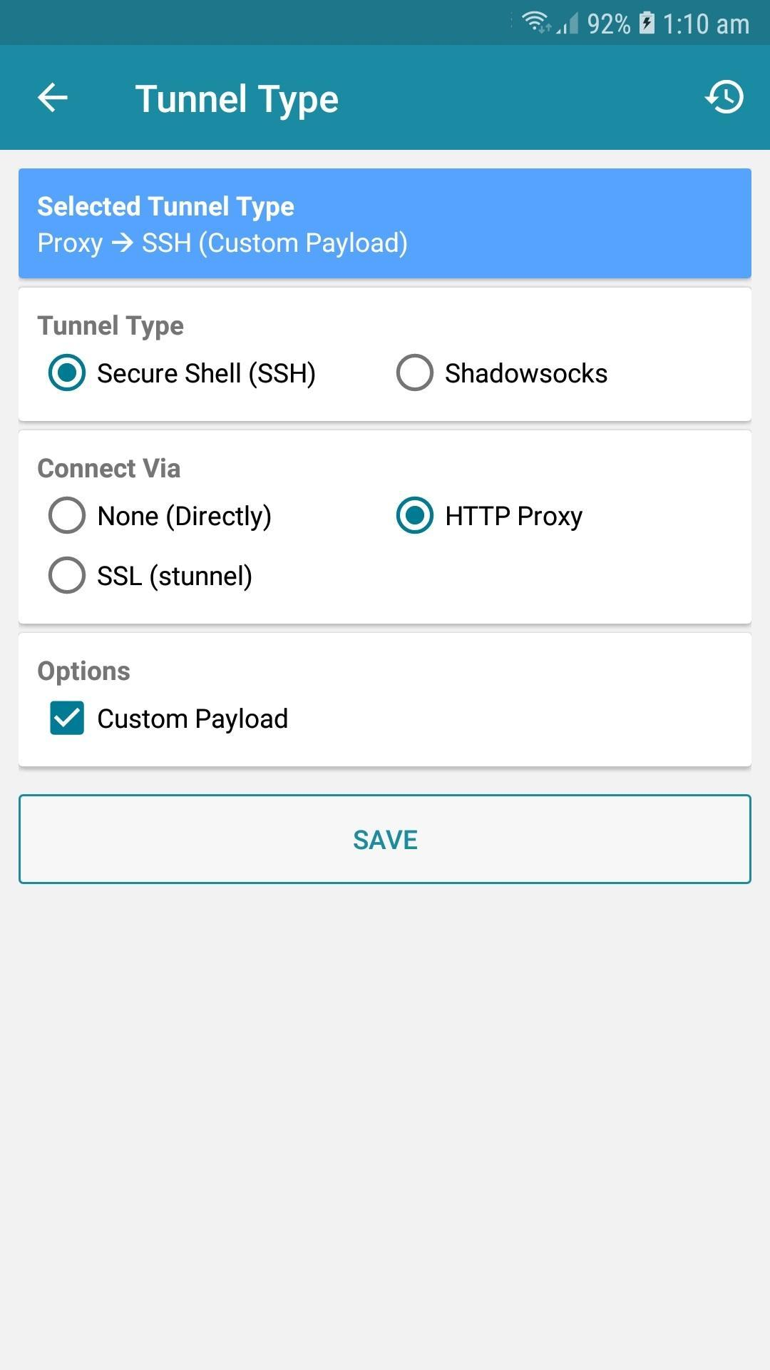 HTTP Injector for Android - APK Download