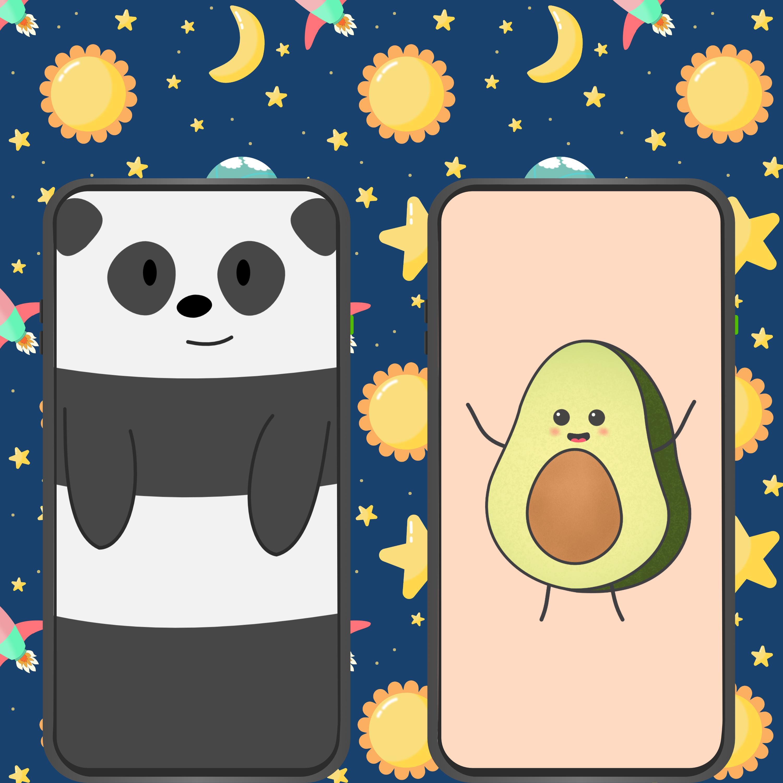 Android Icin Sirin Duvar Kagitlari Cute Wallpapers Kawaii Apk Yi Indir