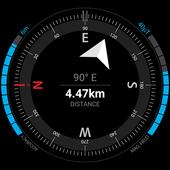 GPS Compass Navigator иконка