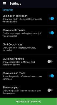 GPS Compass Navigator screenshot 6