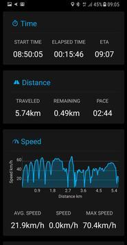 GPS Compass Navigator screenshot 9