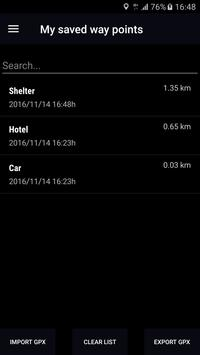 GPS Compass Navigator screenshot 3