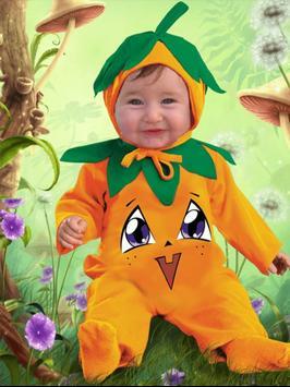 Baby Photo Montage screenshot 1