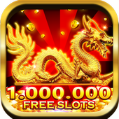 Slots Lucky Golden Dragon Fish Casino - Free Slots icon