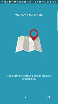 FindMe - Find other people location by sms 1 0 2 (Android