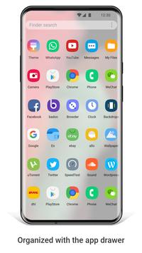Launcher  Galaxy S21 Style screenshot 1