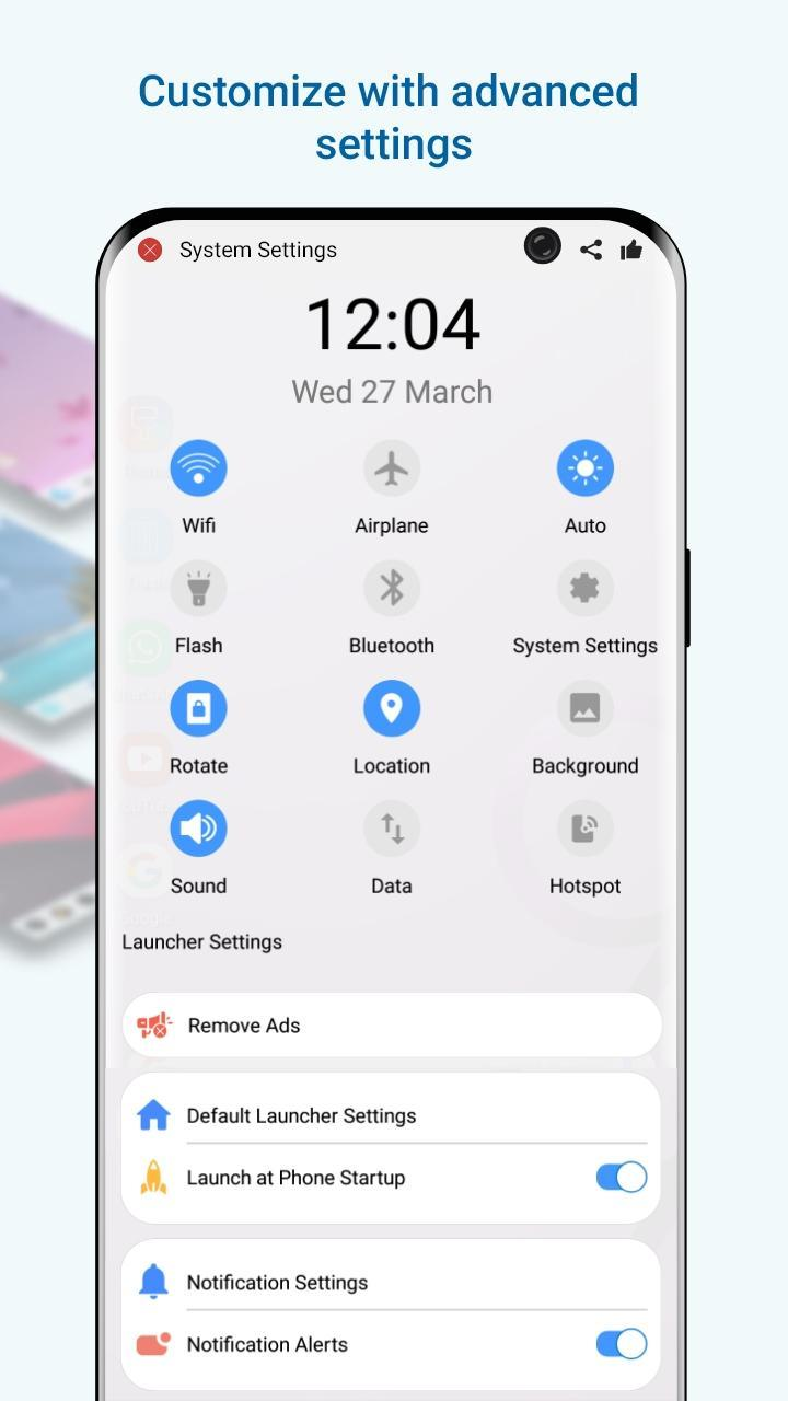 Launcher Galaxy S10 Style for Android - APK Download