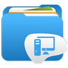 File Manager Computer Style - Fast File Sharing आइकन