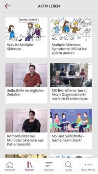 Multiple Sklerose TV screenshot 3