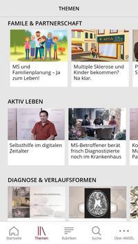 Multiple Sklerose TV screenshot 1