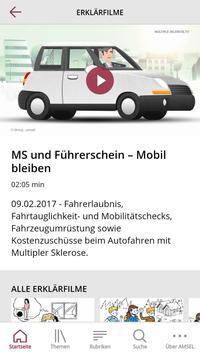Multiple Sklerose TV screenshot 2