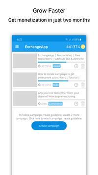 ExchangeApp capture d'écran 2