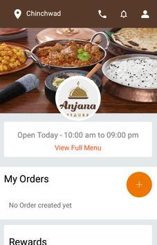 Anjana Restaurant screenshot 3