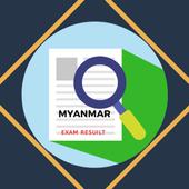 Myanmar Exam Result icon