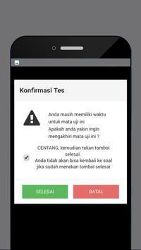 Exam Browser screenshot 3